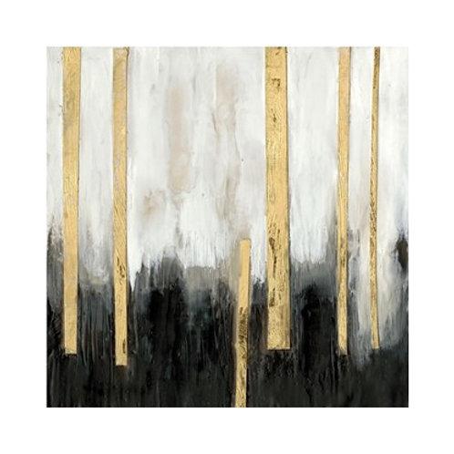 Gilt Treeline II - Canvas Art