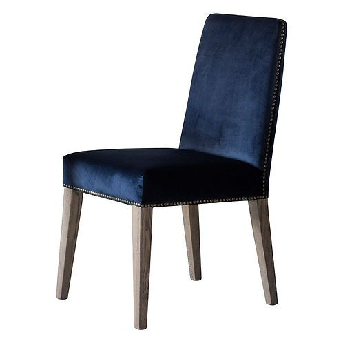 Atlantic Velvet Bex Dining Chair - Pack of 2
