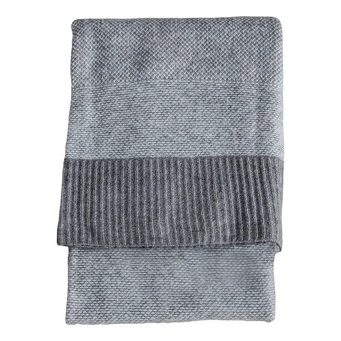 Bedmore 2 Tone Throw