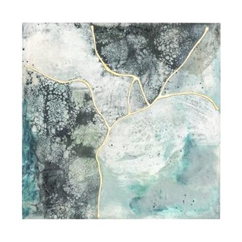 Sea Lace II - Canvas Art