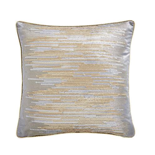 Shimmer Sequin Cushion