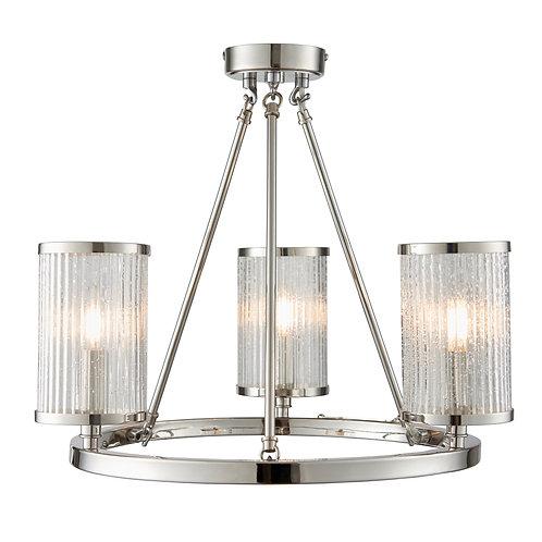 Eaton 3 Light Pendant