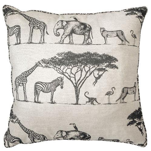 Kenya Cushion Natural