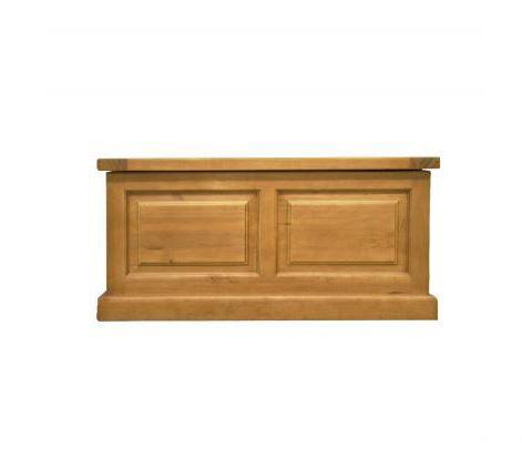 Chunky Pine - Blanket Box