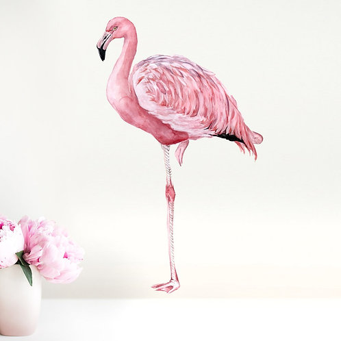 Flamingo - Kids Wall Stickers