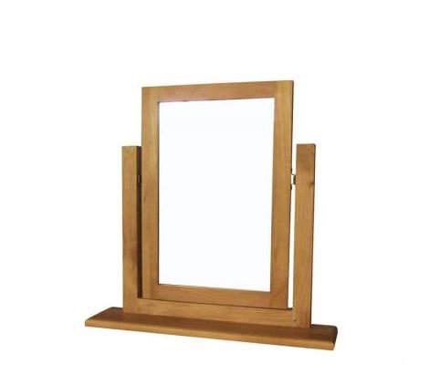 Chunky Pine - Vanity Mirror