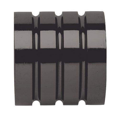 Neo Original 28 mm Stud Finial - Black Nickel