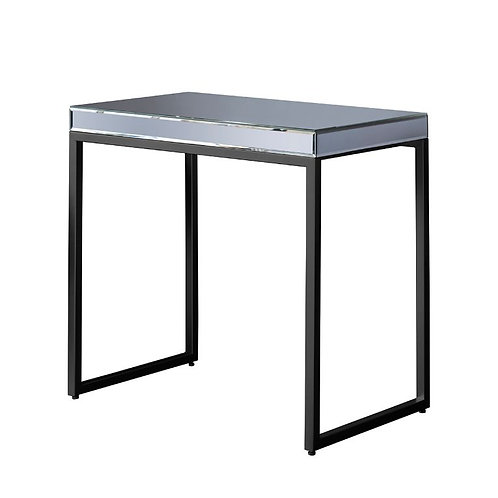 Black Pipson Side Table