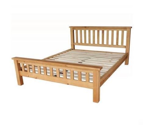 4ft6 High End Bed - Double