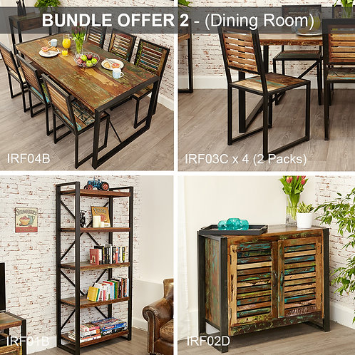 BUNDLE 2 - Urban Chic (Dining Room)
