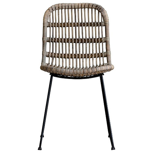 Remedio Dining Chair - Pack of 2
