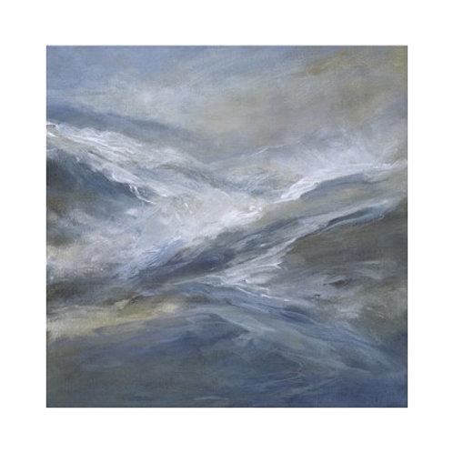 January Seas - Canvas Art