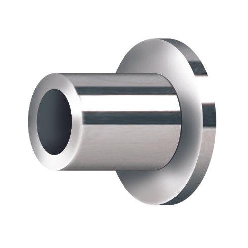 19 mm Neo Metal Recess Bracket - Chrome