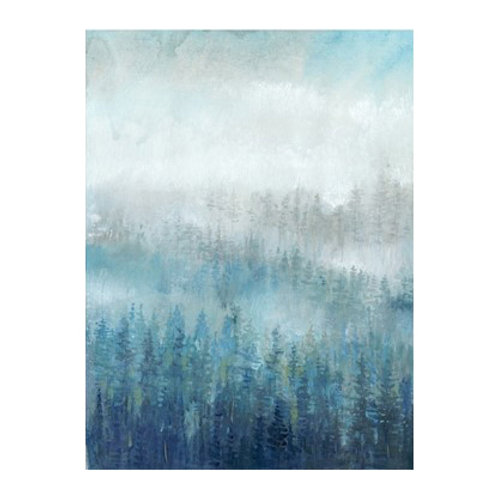 Above the Mist - Canvas Art