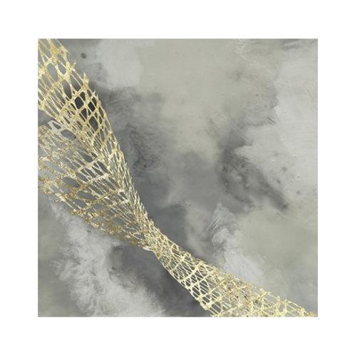 Cloud Matrix I- Canvas Art