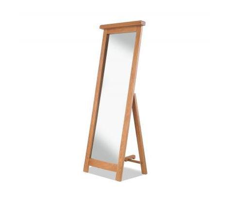 Burham Oak -Cheval Mirror