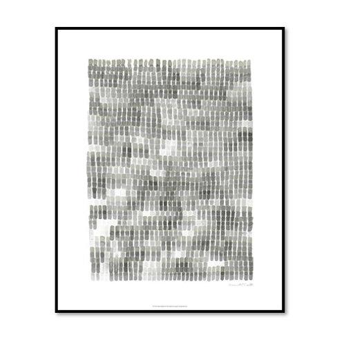 Woven Reeds III - Framed & Mounted