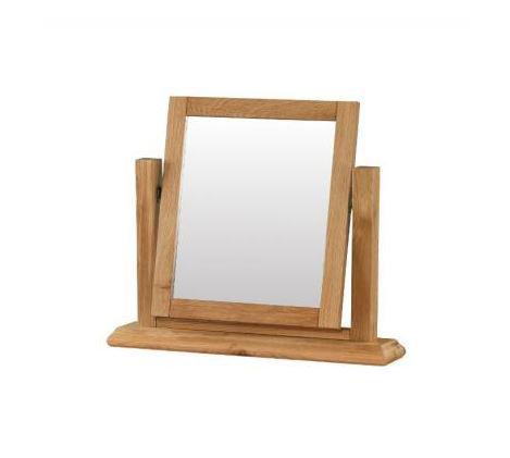 Bayonne Oak - Dressing Table Mirror