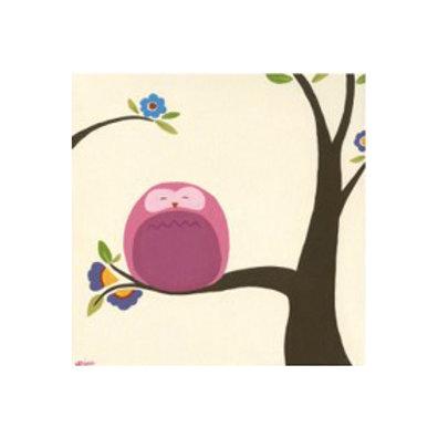 Orchard Owls VI- Canvas Art