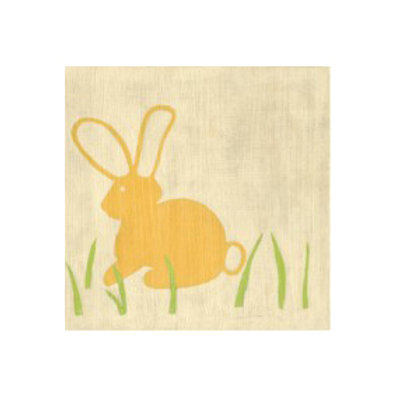 Best Friends- Bunny - Canvas Art