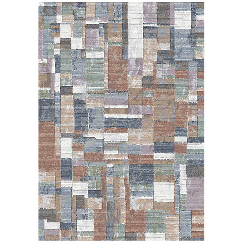 Galleria - Cityscape I Rug - Muted