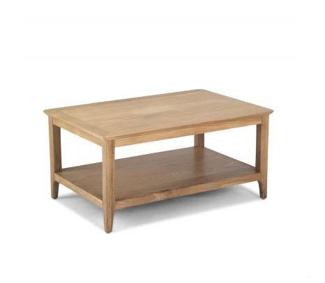 Wardley Oak - Large Coffee Table