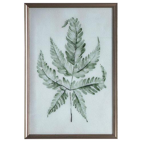 Fresh Fern - Framed Art