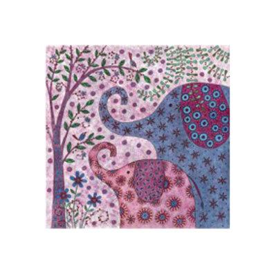 Elephant Talk- Canvas Art