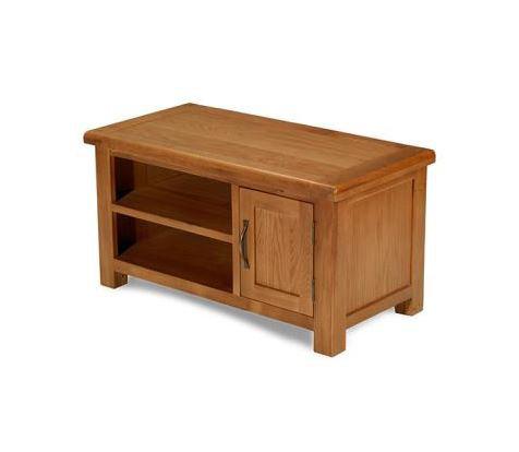 Earlswood Oak - TV Cabinet