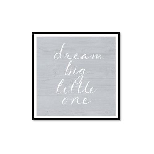 Sweet Dreams VII - Framed & Mounted Art
