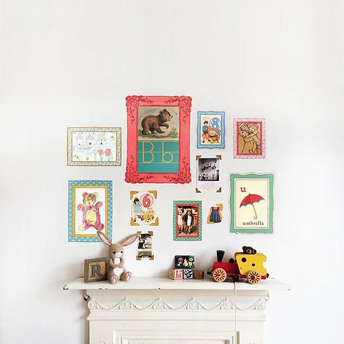 Frame It I - Kids Wall Stickers