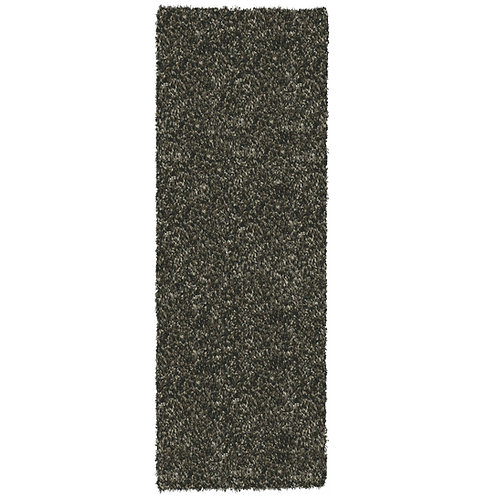 Twilight VII  Runner Rug - Brown/ Bronze
