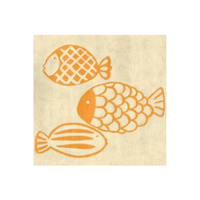 Best Friends- Fish - Canvas Art