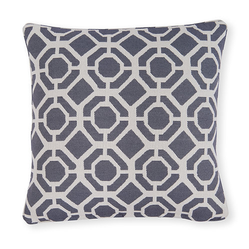 Castello Indigo Cushion
