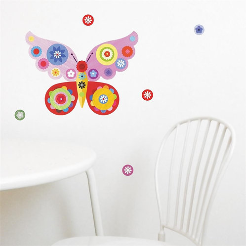Butterfly - Kids Wall Stickers