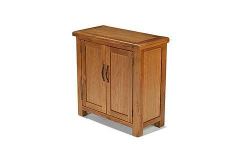 Earlswood Oak - Small Petite Cupboard