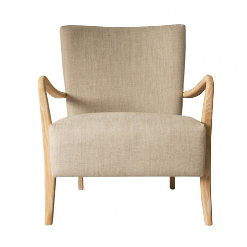 Cotswold Armchair Natural Linen