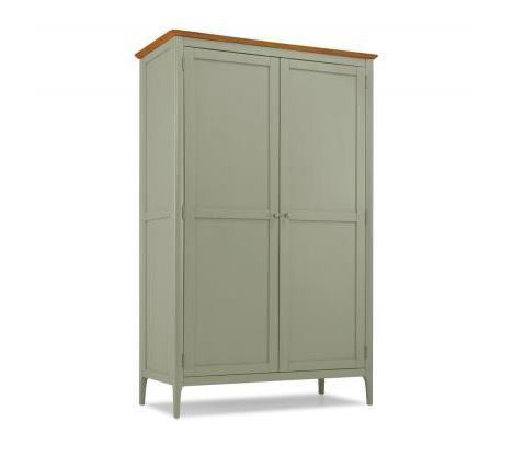 Sedona Painted - Full Hanging Wardrobe