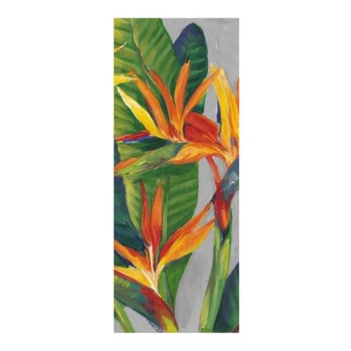 Birds of Paradise Triptych II - Canvas Art