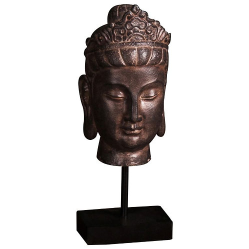 Misasa Buddha Figurehead