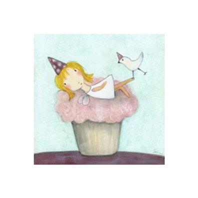 Cupcake Fairy - Canvas Art