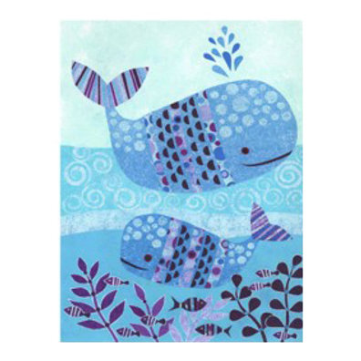 Ocean Blue - Canvas Art