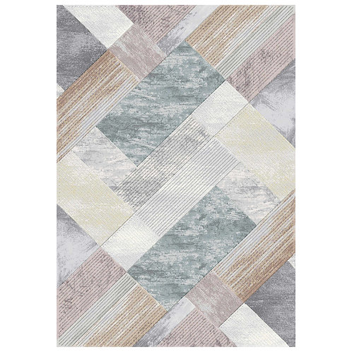 Galleria - Faded Tiles Rug