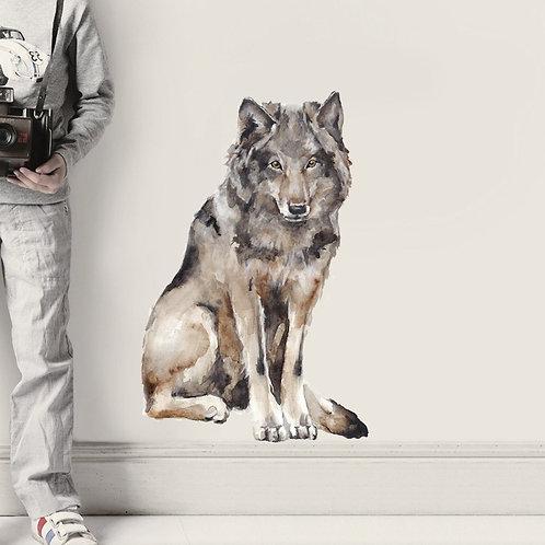 Wolf - Kids Wall Stickers