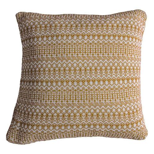 Carlisle Cushion Ochre