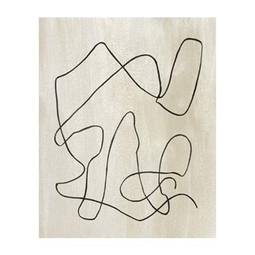 Bound II - Canvas Art