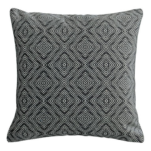 Morocco Cushion Monochrome