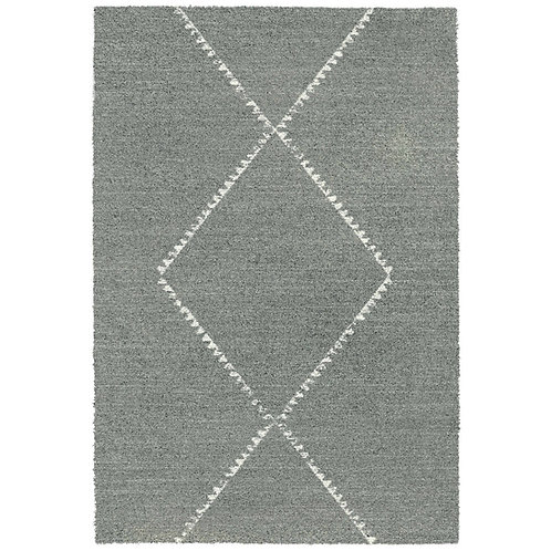 Mehari -  Mexica I Rug -  Grey