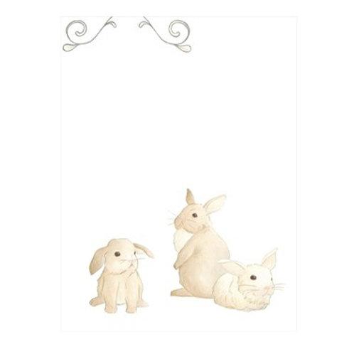 Baby Animals I - Canvas Art