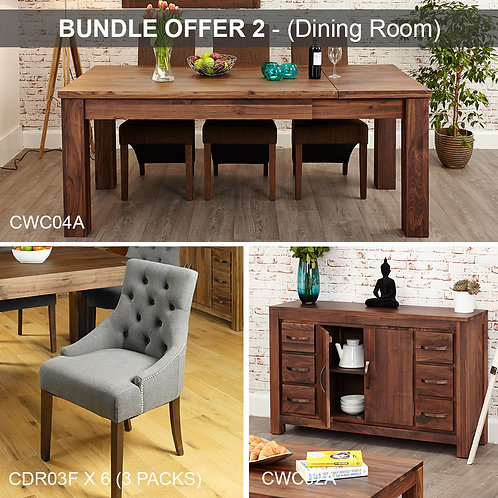 BUNDLE 2 - Mayan (Dining Room)